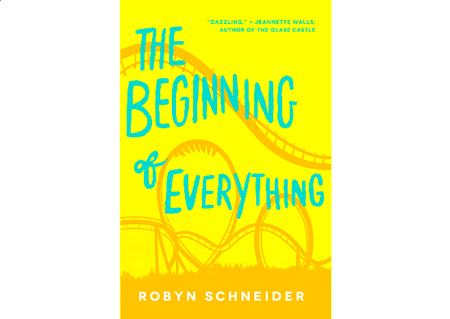 The Beginning of Everything by Robyn Schneider | M80 Branding - Large