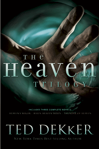 The Heaven Trilogy by Ted Dekker | Cover by M80 Branding
