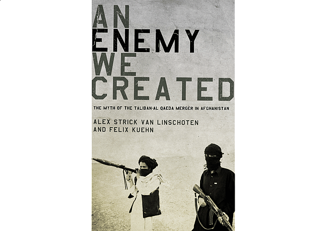 An Enemy We Created | Cover Design by M80 Branding - Large