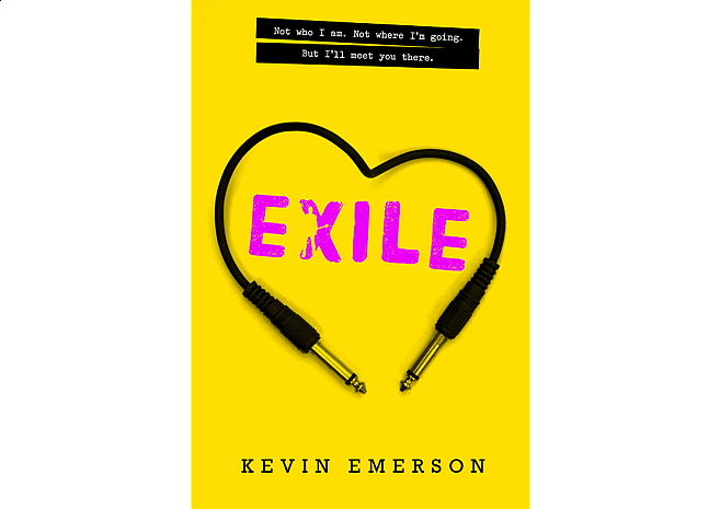Exile by Kevin Emerson | Cover Design by M80 Branding - Large
