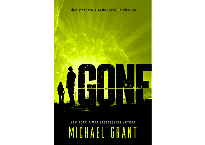 Gone Series by Michael Grant | Cover by M80 Branding