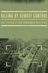 Killing By Remote Control | Cover Design by M80 Branding