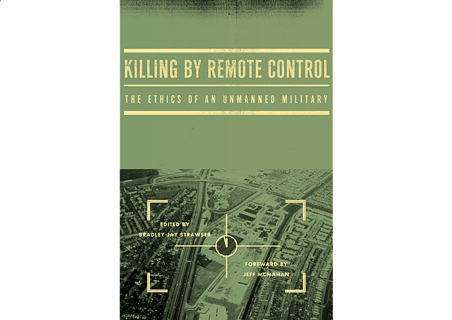 Killing By Remote Control | Cover Design by M80 Branding - Large