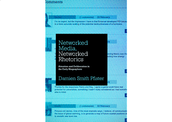 Networked Media by Damian Smith Pfister | Cover by M80 Branding - Large