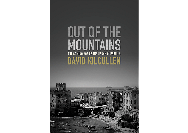 Out of the Mountains by David Kilcullen | Cover by M80 Branding - Large