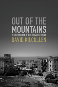 Out of the Mountains by David Kilcullen | Cover Design by M80 Branding