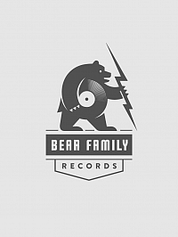 Bear Family Records | Music Branding & Logos by M80 Design