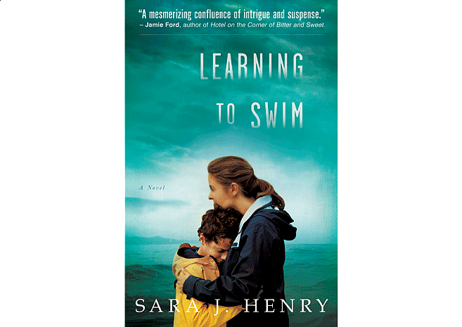 Learning to Swim by Sara Henry| Cover by M80 Branding - Large