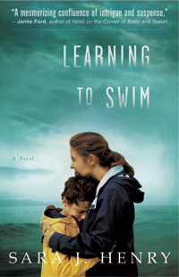 Learning to Swim by Sara Henry| Cover by M80 Branding