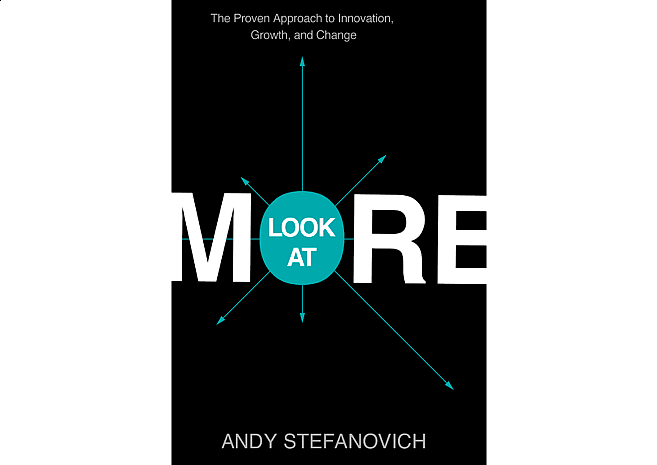 Look at More by Andy Stefanovich | Cover by M80 Branding - Large