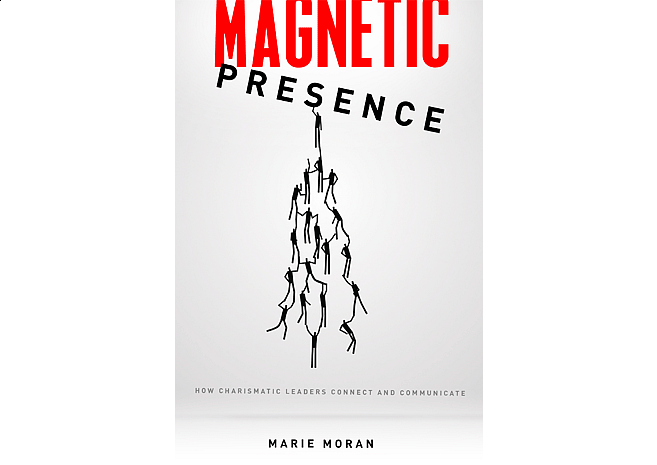 Magnetic Presence by Marie Moran | Cover by M80 Branding - Large