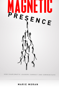Magnetic Presence by Marie Moran | Cover by M80 Branding