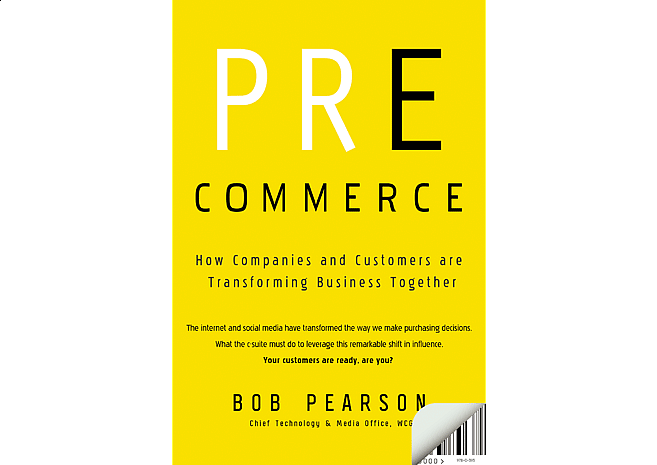 PreCommerce by Bob Pearson | Cover by M80 Branding - Large