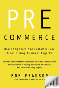 PreCommerce by Bob Pearson | Cover by M80 Branding