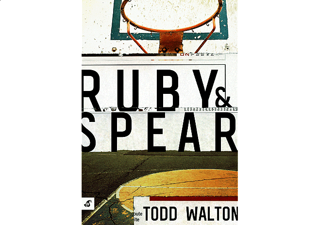 Ruby & Spear by Brian Morton | Cover by M80 Branding - Large