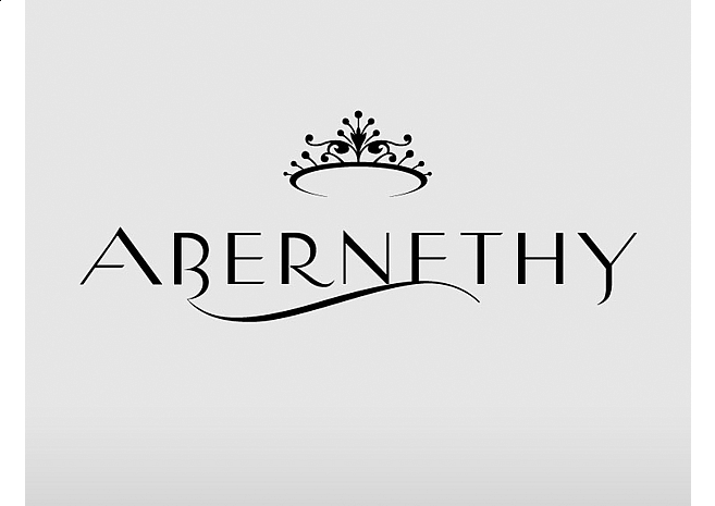 Abernethy Wedding Center | Corporate Logo by M80 Design - Large