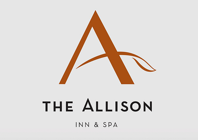 The Allison Inn and Spa | Corporate Logos by M80 Design - Large