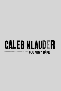 Caleb Klauder Country Band | Music Branding & Logos by M80 Design