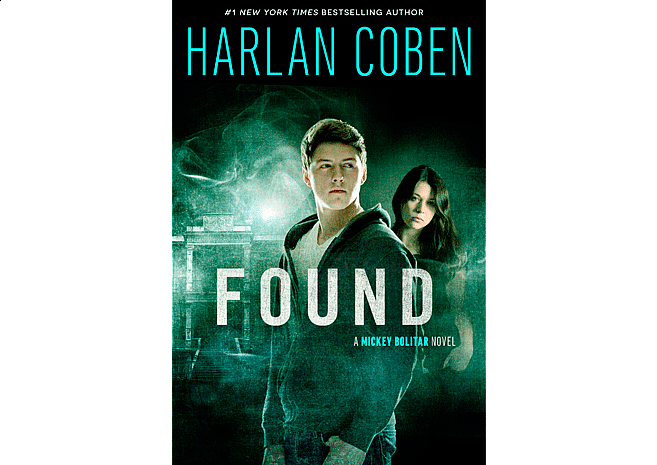 Found by Harlan Coben | Cover Design by M80 Branding - Large