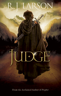 Judge by R.J. Larson | Cover by M80 Branding
