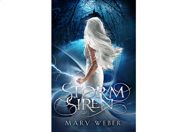 Storm Siren by Mary Weber | Cover by M80 Branding - Large