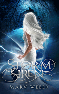 Storm Siren by Mary Weber | Cover by M80 Branding