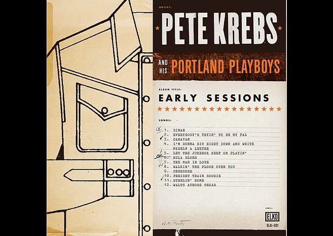 Portland Playboys Album   Music Branding & Album Art M80 Design - Large