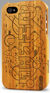 Iphone Case | Clothing Design by M80 Branding, Portland OR