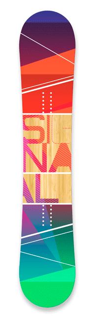 Signal Omni | Skateboard Design by M80 Branding, Portland