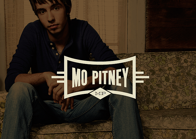 MoPitney | Music Branding & Logos by M80 Design, Portland OR - Large