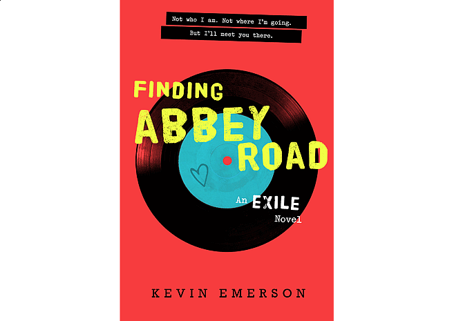 Exile by Kevin Emerson | Cover Design by M80 Branding