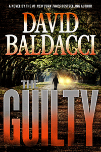 The Guilty by David Baldacci | Cover Design by M80 Branding