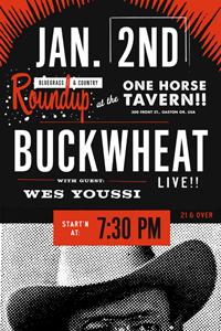 Buckwheat Poster