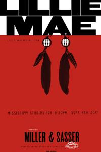 Lillie Mae Mississippi Poster